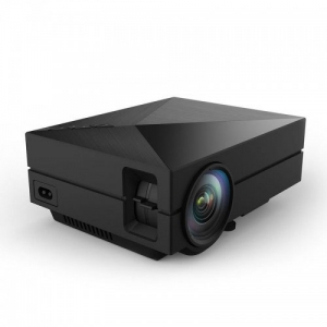 MINI Portable High Resolution LED Projector with HDMi and USB Port