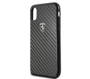 Ferrari Heritage - Real Carbon Hard Case for iPhone XS MAX
