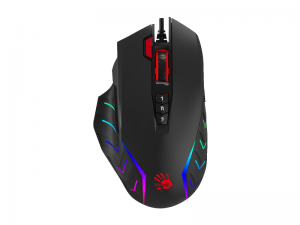 Bloody - 2-Fire RGB Animation Gaming Mouse  - J95
