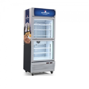 Orca Commercial Refrigerator No Frost - 425 Liters