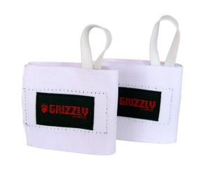 Grizzly Fitness Elastic Wrist Wraps - 8665-09