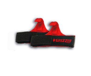 Grizzly Fitness Power Claws Lifting Hooks - 8643-04