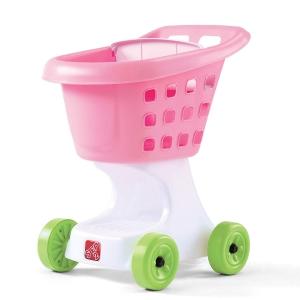 Step 2 Little Helper's Shopping Cart-Pink
