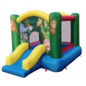 Shady Jump n Slide Bouncer