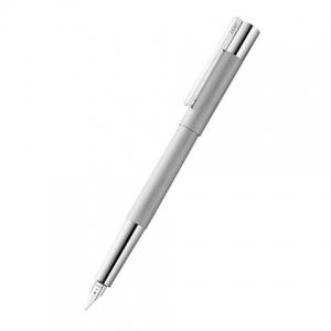 LAMY Fountain Pen Scala Brushed M +T10bl