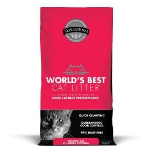 World's Best Cat Litter Extra Strength 7 lbs