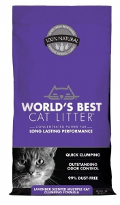 WBCL Scented Mult.Cat Clumping  7 Lb.