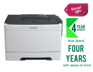 Lexmark CS317DN Color Laser Printer