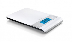 Laica Kitchen Scale Touch Sensor  Silver- KS1027S