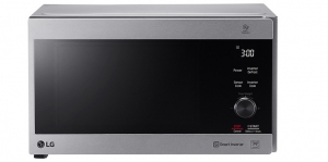 LG Microwave 25Ltr with Grill, Silver MH6565CIS