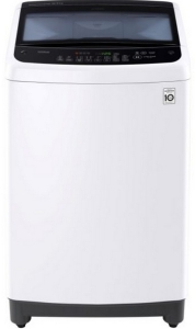 LG Washer Top Load 9KG, White T9588NEHPA