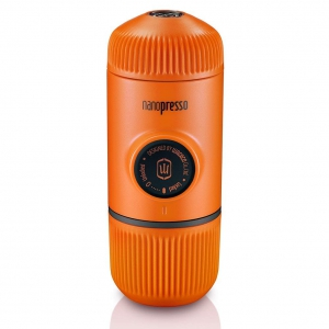 Wacaco-Portable Nanopresso Orange Coffe Machine  -Carrying Bag-  NS Adaptor