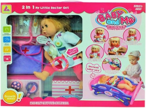 Baby and Me Doll for Kids Toys