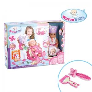 Pretend Play Baby Salon Set for Kids