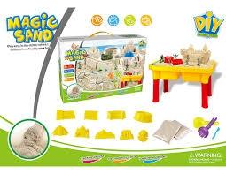 DIY Magic Sand Kids Toy Space Sand