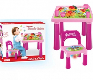 Little Table And Stool 2395