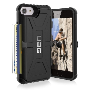 UAG - iPhone 7/6S Trooper Case - Black (Visual Packaging)