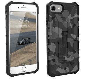 UAG - iPhone 8/7/6S (4.7 Screen) Pathfinder Case - Black Camo / Black