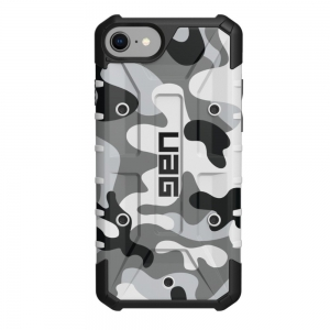 UAG - iPhone 8/7/6S (4.7 Screen) Pathfinder Case - White Camo / Black