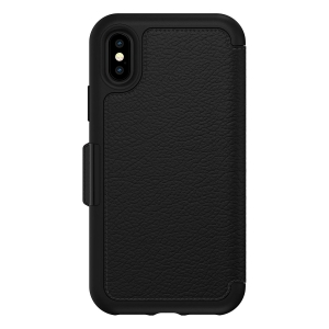 OtterBox Strada iPhone XS Shadow