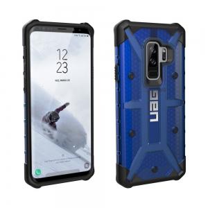 UAG Case for Galaxy S9+ Plasma Case-Cobalt/Black