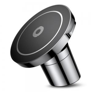 Baseus Big Ears Car Mount Wireless Charger -Black