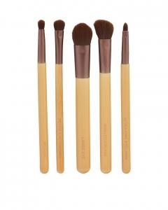 EcoTools 6 Piece Bamboo Eye Brush Set - Eco-1227