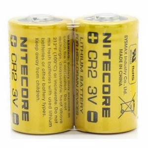 Nitecore Lithium Battery-cr2