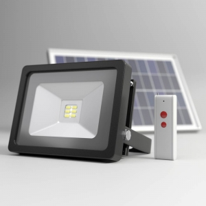 Solarcenter EVO SMD Remote Controlled Solar Floodlight