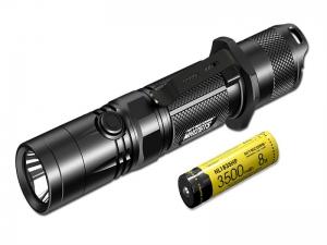 Nitecore MH12GTS - USB Rechargeable Led Flashlight 18650
