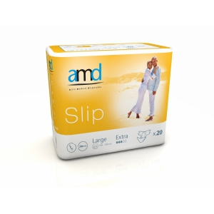 AMD Slip Extra Absorbing Underwear Large