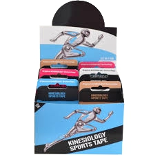 Scico Sports Kinesiology Tape With Color Box