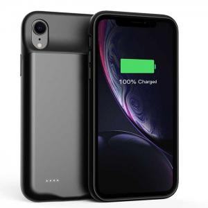 Porodo Power Case 4000mAh for iPhone Xr Black