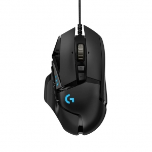Logitech Gaming Mouse G502 HERO High Performance Gaming Mouse