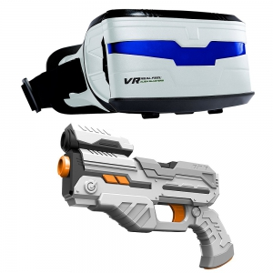 VR Real Feel Alien Blasters 3D Reality Simulator