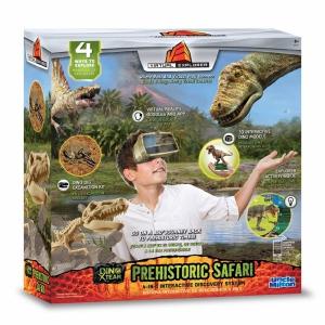 Virtual Explorer Prehistoric Safari 4in1 VR