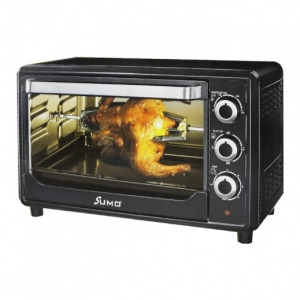 Sumo Electric Oven With Rotisserie 35L