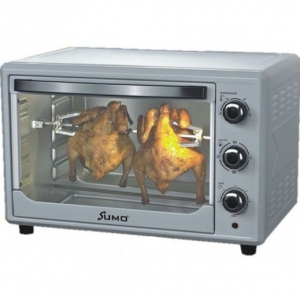 Sumo Electric Oven With Rotisserie 48l