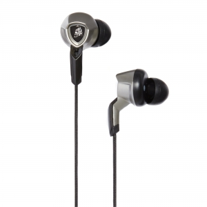 Tonino Lamborghini Quantum HL-01-S In-ear Headphones - Silver