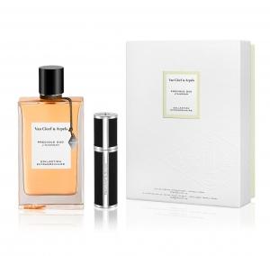 Van Cleef & Arpel Extra Precious Oud Unisex EDP Perfume Set 75ml+T/S 5ml
