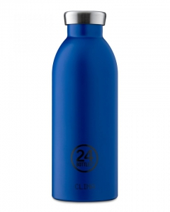24Bottles Clima Bottle Gold Blue 500ml
