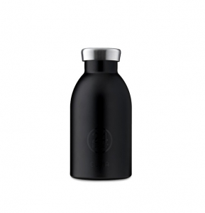 24Bottles Clima Bottle Tuxedo Black 330ml