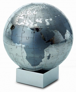 Philippi Puzzle Globe XL