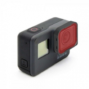 Freewell Hero5 Black - Red Filter