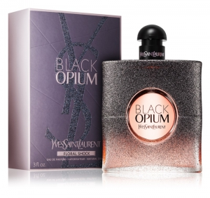 Yves Saint Laurent Black Opium Floral Shock Perfume For Women - 90 ml