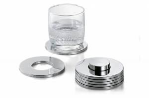 Philippi Ring Coasters 7 Pcs Set