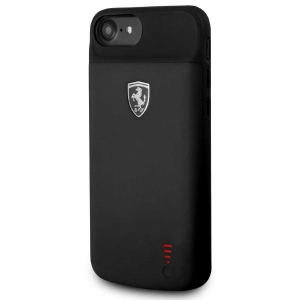 Ferrari Off Track Full Cover Power Case 4000mAh for iPhone 8 Plus - Open Box