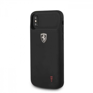 Ferrari Power Case Off Track Full Cover - 3600mAh Lithium Battery - Rubber Finish - Open Box