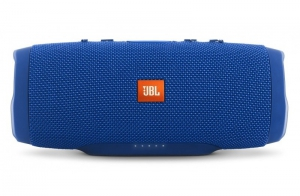 JBL Splashproof Portable Bluetooth Speaker with USB Charger Charge3 - Open Box
