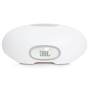 JBL Playlist  Wireless Speaker with Chromecast Built-in - White - Open Box